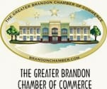 Brandon Chamber Badge